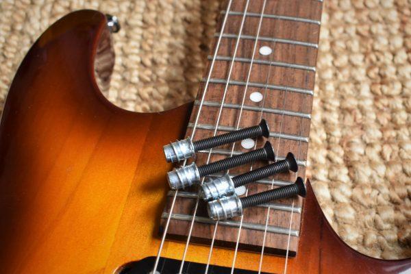 Threaded inserts for Ibanez Bolt-on neck Guitars